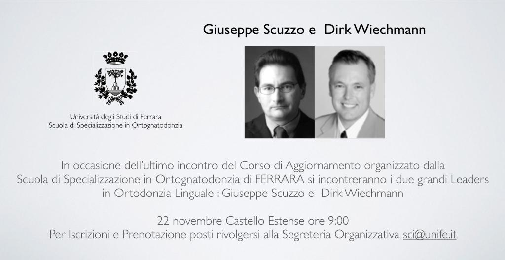 Giuseppe Scuzzo e  Dirk Wiechmann